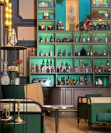 Bar Hotel Richer De Belleval Montpellier